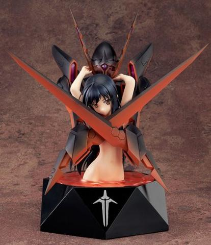 Accel World - Black Lotus - Kuroyukihime - 1/7 - Death by Embracing (Max Factory)