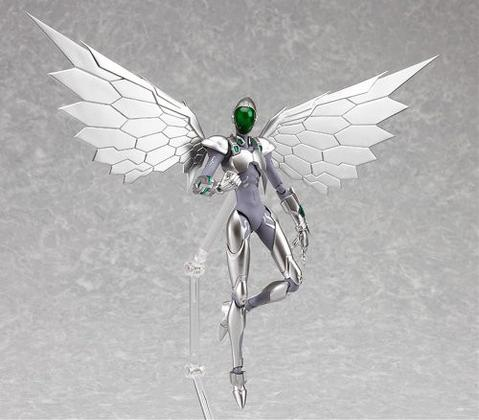 Accel World - Silver Crow - Figma #148 (Max Factory)