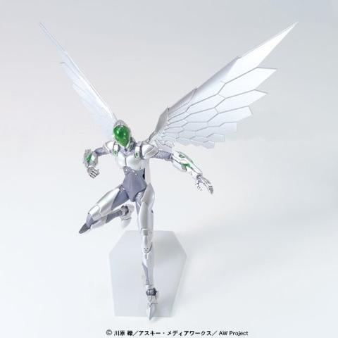 Accel World - Silver Crow - Figure-rise 6 (Bandai)