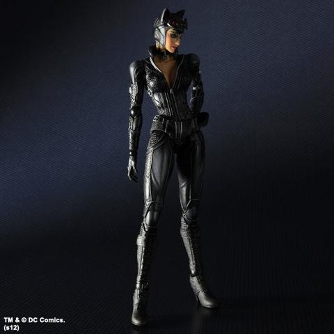 Batman: Arkham City - Catwoman - Play Arts Kai (Square Enix)