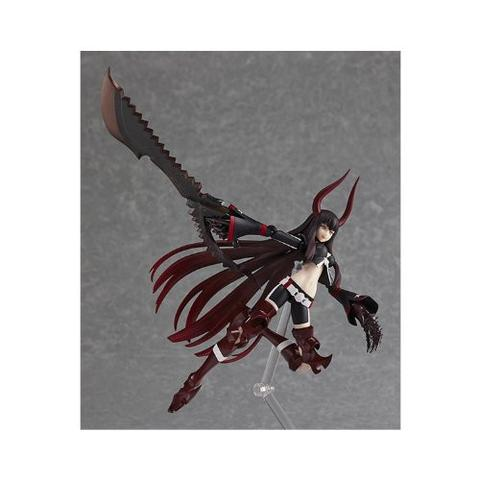 Black ★ Rock Shooter - Black ★ Gold Saw - Figma #168 - TV Animation ver. (Max Factory)