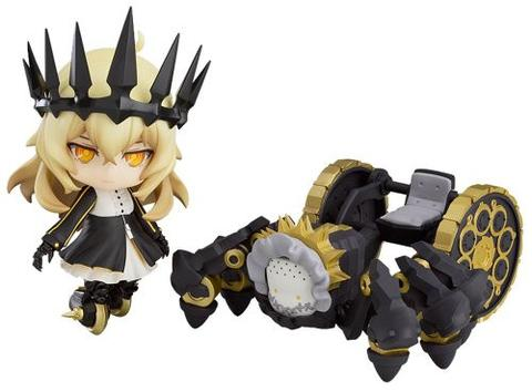 Black ★ Rock Shooter - Chariot - Nendoroid #315 - TV Animation ver. (Good Smile Company)