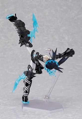 Black ★ Rock Shooter - Figma #SP-040 - Black ★ Rock Shooter Beast (Good Smile Company, Max Factory)