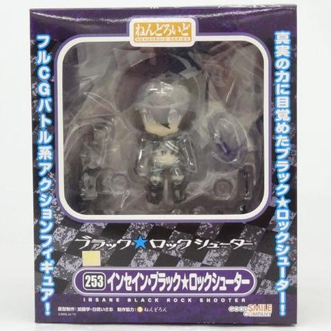 Black ★ Rock Shooter - Insane Black ★ Rock Shooter - Nendoroid #253