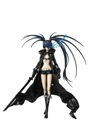 Black ★ Rock Shooter - Real Action Heroes (Good Smile Company, Medicom Toy)