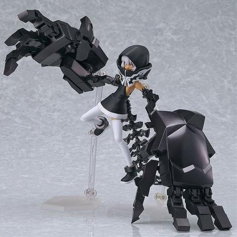 Black ★ Rock Shooter - Strength - Figma #198 - TV Animation ver. (Max Factory)