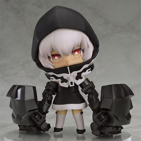 Black ★ Rock Shooter - Strength - Nendoroid #355 - TV Animation Ver. (Good Smile Company)
