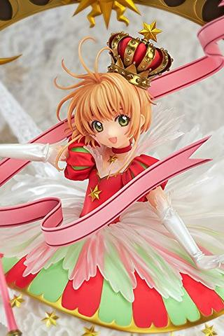 Card Captor Sakura - Kinomoto Sakura - 1/7 - Stars Bless You (Good Smile Company)