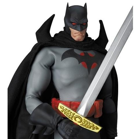 Flashpoint - Batman (Thomas Wayne) - Real Action Heroes #716 - 1/6 - Flashpoint Ver. (Medicom Toy)