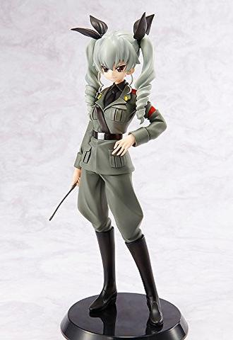 Girls und Panzer - Anchovy - Commander Girls Collection - 1/8 (Penguin Parade)