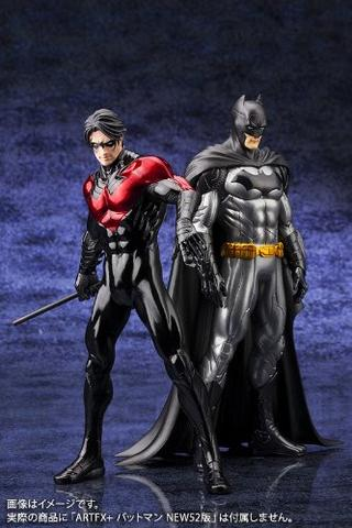 Justice League - Nightwing - DC Comics New 52 ARTFX+ - 1/10 (Atelier Bamboo, Kotobukiya)