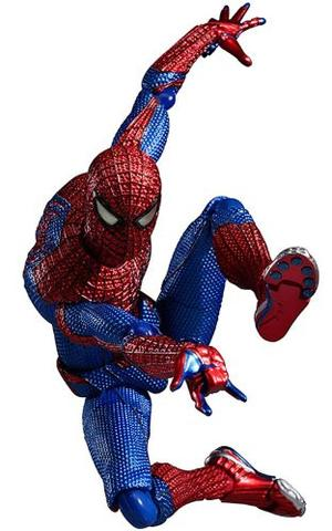 The Amazing Spider-Man - Spider-Man - Figma #199 (Max Factory)