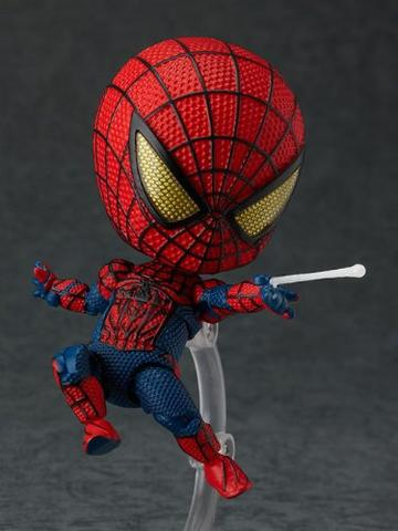 The Amazing Spider-Man - Spider-Man - Nendoroid #260 - Full Action (Good Smile Company)