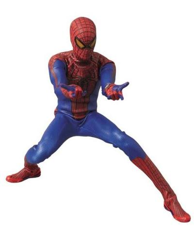 The Amazing Spider-Man - Spider-Man - Real Action Heroes 591 - 1/6 (Medicom Toy)