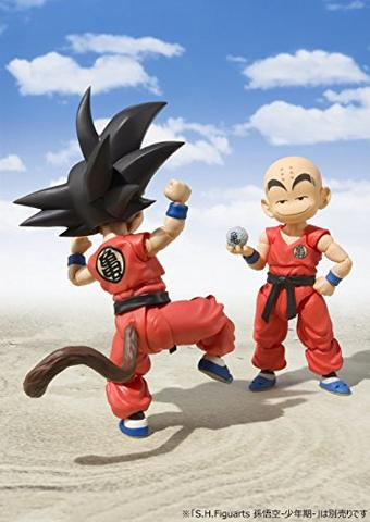 Dragon Ball - Kuririn - S.H.Figuarts - Shounenki (Bandai)