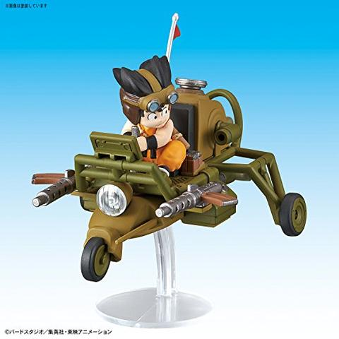 Dragon Ball - Son Goku - Mecha Colle - Mecha Collection Dragon Ball Vol.4 - Son Gokou's Jet Buggy (Bandai)