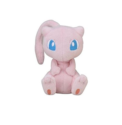 Pocket Monsters - Mew - Pokécen Plush - Pokémon Fit