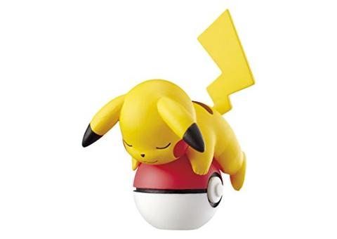 Pocket Monsters - Pikachu - Candy Toy - Eraser - Pocket Monsters Big Eraser Figure - 1 (Re-Ment)