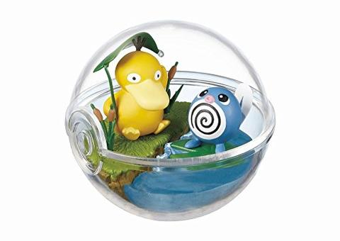 Pocket Monsters - Pikachu - Togepii - Candy Toy - Pocket Monsters Terrarium Collection 2 - 1 (Re-Ment)