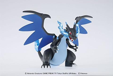 Pocket Monsters - Pocket Monsters X - Pocket Monsters Y - Lizardon - 36 - Pokemon Plastic Model Collection (Bandai)
