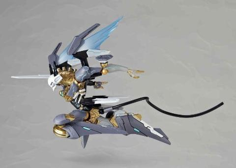 Anubis Zone of The Enders - Jehuty - Revoltech #127 - Naked (Kaiyodo)