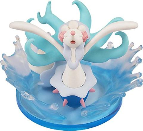 Pocket Monsters Sun & Moon - Ashirene - Moncolle Ex - Monster Collection - EZW-04 - Sea God's Symphonia (Takara Tomy)