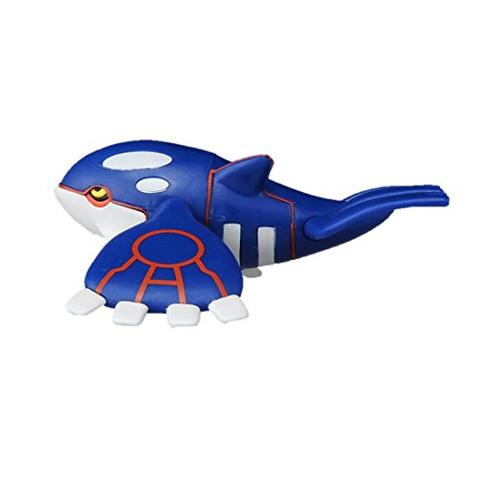 Pocket Monsters Sun & Moon - Kyogre - Moncolle Ex L - Monster Collection - EHP_05 (Takara Tomy)