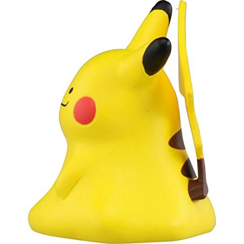 Pocket Monsters Sun & Moon - Metamon - Pikachu - Moncolle Ex M - Monster Collection - ESP_19 (Takara Tomy)