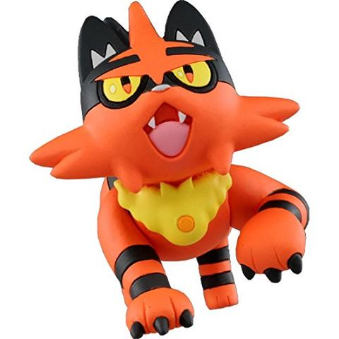 Pocket Monsters Sun & Moon - Nyaheat - Moncolle Ex M - Monster Collection - ESP_13 (Takara Tomy)