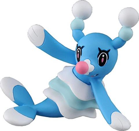 Pocket Monsters Sun & Moon - Oshamari - Moncolle Ex M - Monster Collection - ESP_12 (Takara Tomy)