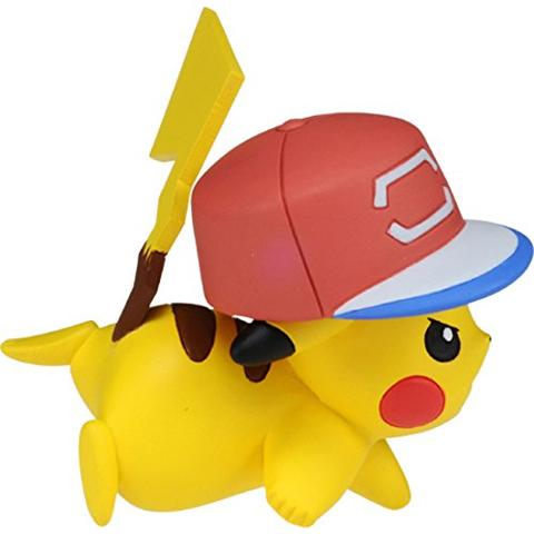 Pocket Monsters Sun & Moon - Pikachu - Moncolle Ex - Monster Collection - EZW-06 - Satoshi's Pikachu, 10,000,000 Volts (Takara Tomy)