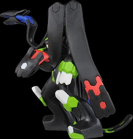 Pocket Monsters Sun & Moon - Zygarde - Moncolle Ex L - Monster Collection - EHP_08 - Perfect Form (Takara Tomy)