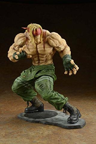 Street Fighter III 3rd Strike: Fight for the Future - Alex - Fighters Legendary - 1/8 (Embrace Japan)
