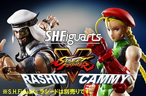 Street Fighter V - Cammy - S.H.Figuarts