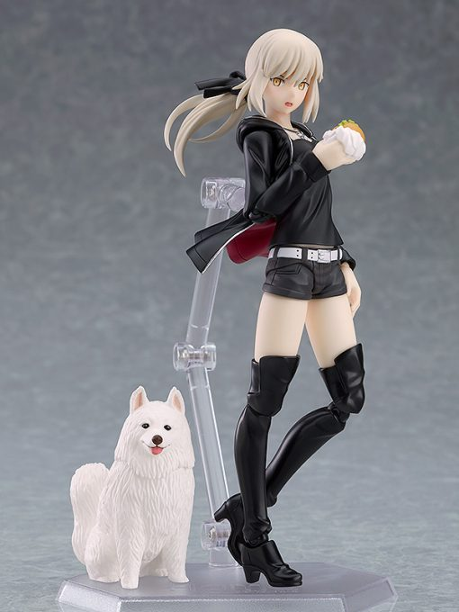Fate/Grand Order – Saber Alter – Cavall the 2nd – Figma #418 – Shinjuku ver. (Max Factory)