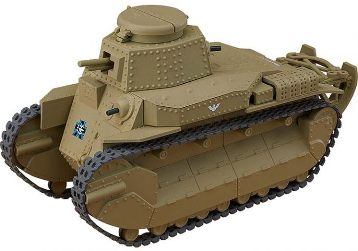 Buy NENDOROID MORE TYPE 89 I-GO KOU (GIRLS UND PANZER DAS FINALE) - In  Stock Ships Today!
