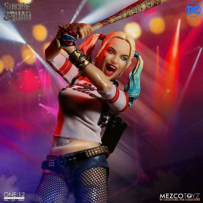 1/12 ONE:12 COLLECTIVE SUICIDE SQUAD: HARLEY QUINN ACTION FIGURE