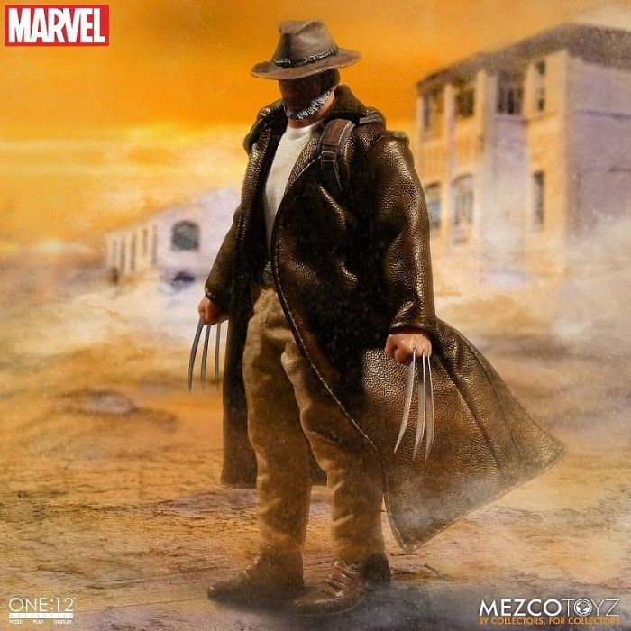 1/12 ONE:12 COLLECTIVE MARVEL UNIVERSE: OLD MAN LOGAN ACTION FIGURE