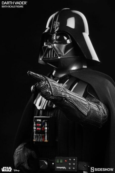 1/6 STAR WARS: LORDS OF THE SITH - DARTH VADER (RETURN OF THE JEDI/ VERSION 2)