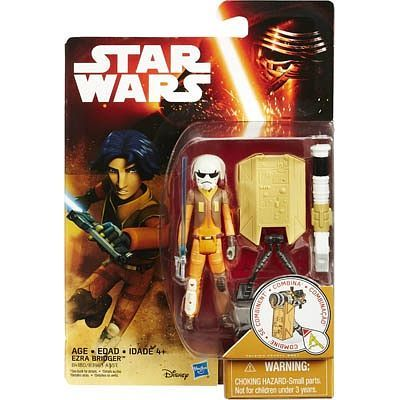 BASIC FIGURE EZRA BRIDGER